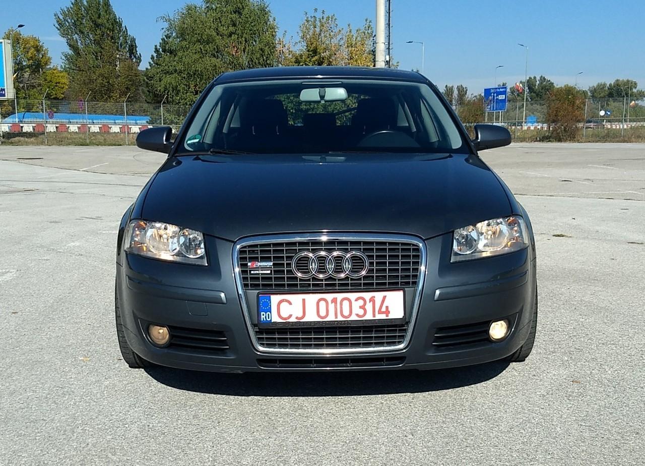 Audi A3 2.0 TDI QUATTRO 2006