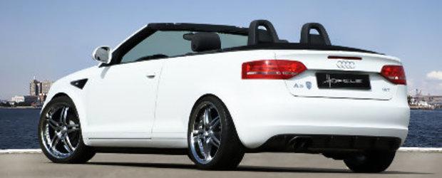 Audi A3 Cabrio in viziunea Hofele