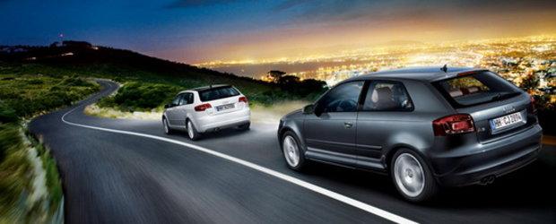 Audi A3 City Edition este sufletul orasului - Acum la pret promotional!