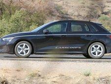 Audi A3 complet necamuflat