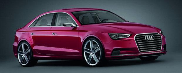 Audi A3 Concept castiga premiul Classic of the Future 2011