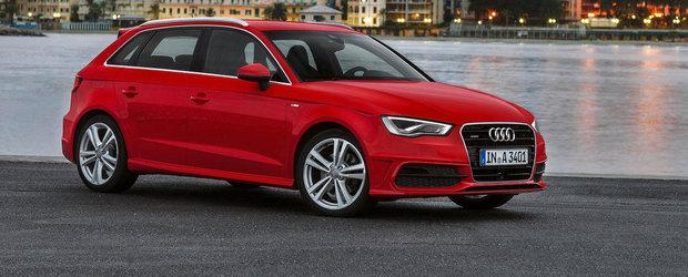 Audi A3 este Masina Anului 2014 in Lume