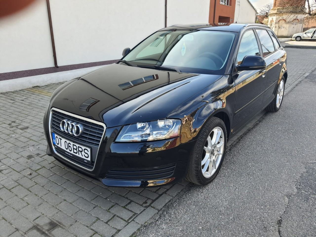 Audi A3 EURO 5 2010