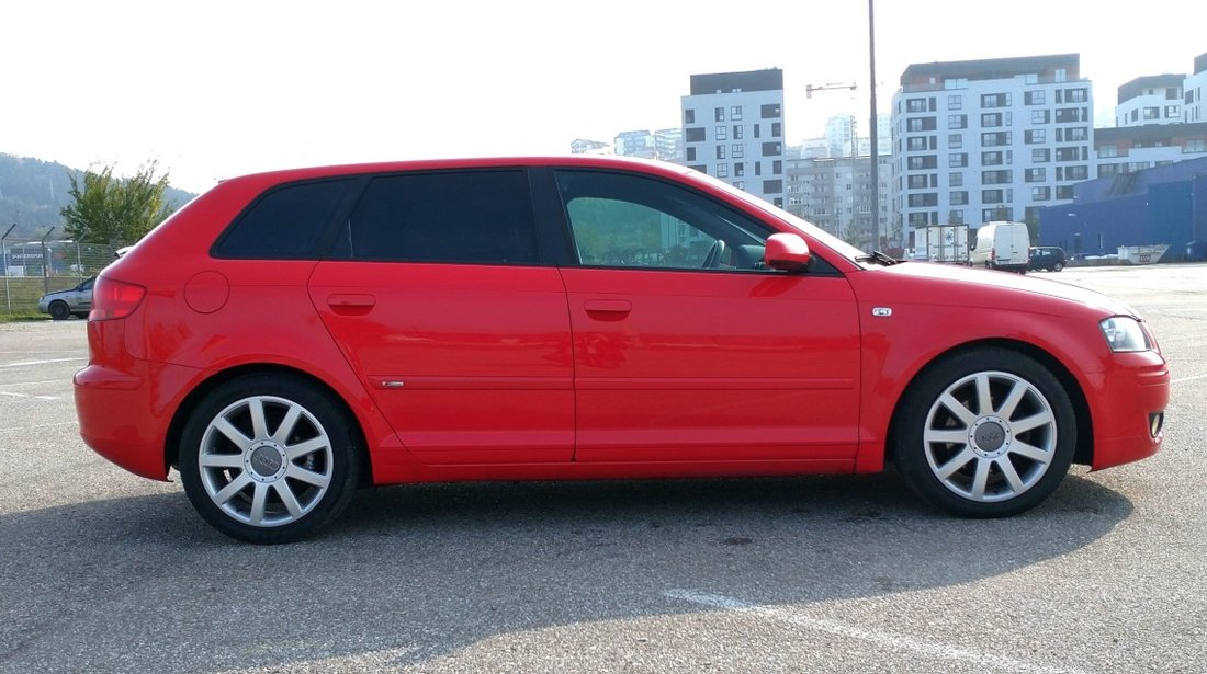 Audi A3 S-Line 2.0TDI -140 CP 2006