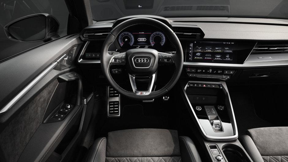 Audi A3 Sedan - Galerie foto