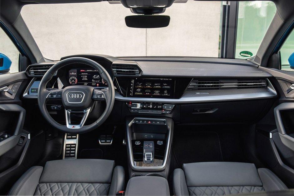 Audi A3 Sedan - Noi imagini