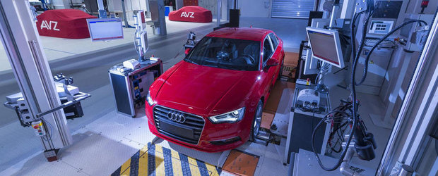 Audi A3 Sedan se fabrica in Ungaria