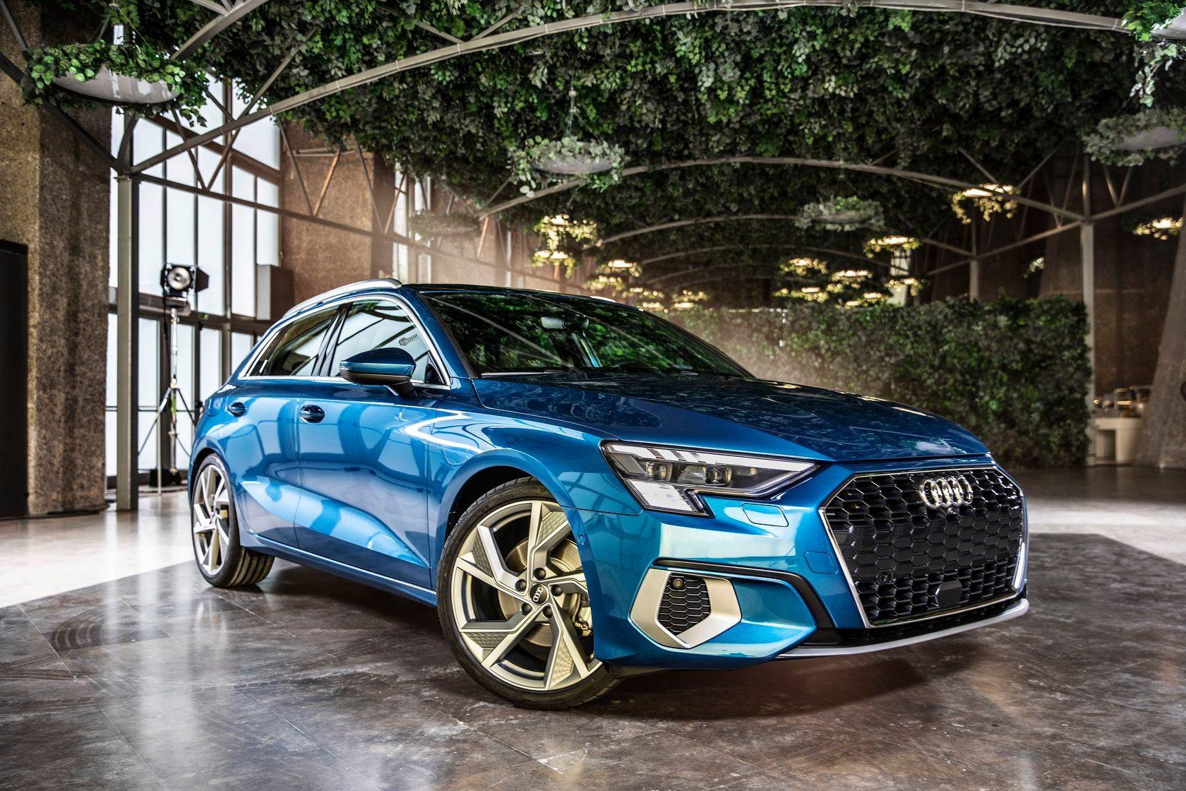 Audi A3 Sportback - Start vanzari - Audi A3 Sportback - Start vanzari