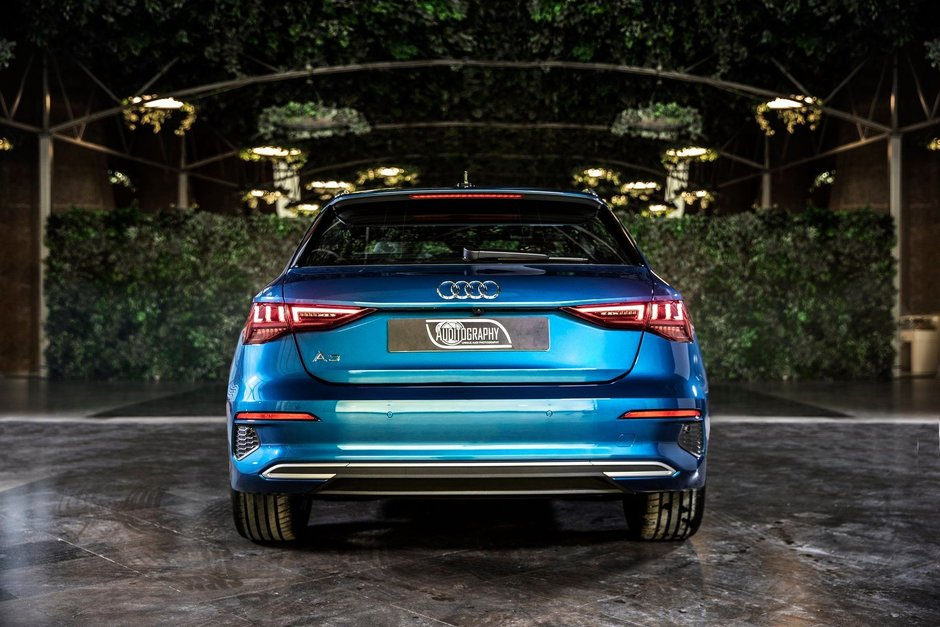 Audi A3 Sportback - Start vanzari