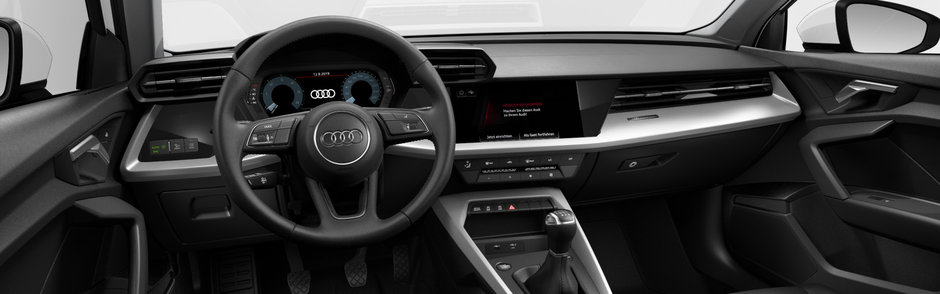 Audi A3 Sportback - Varianta de baza