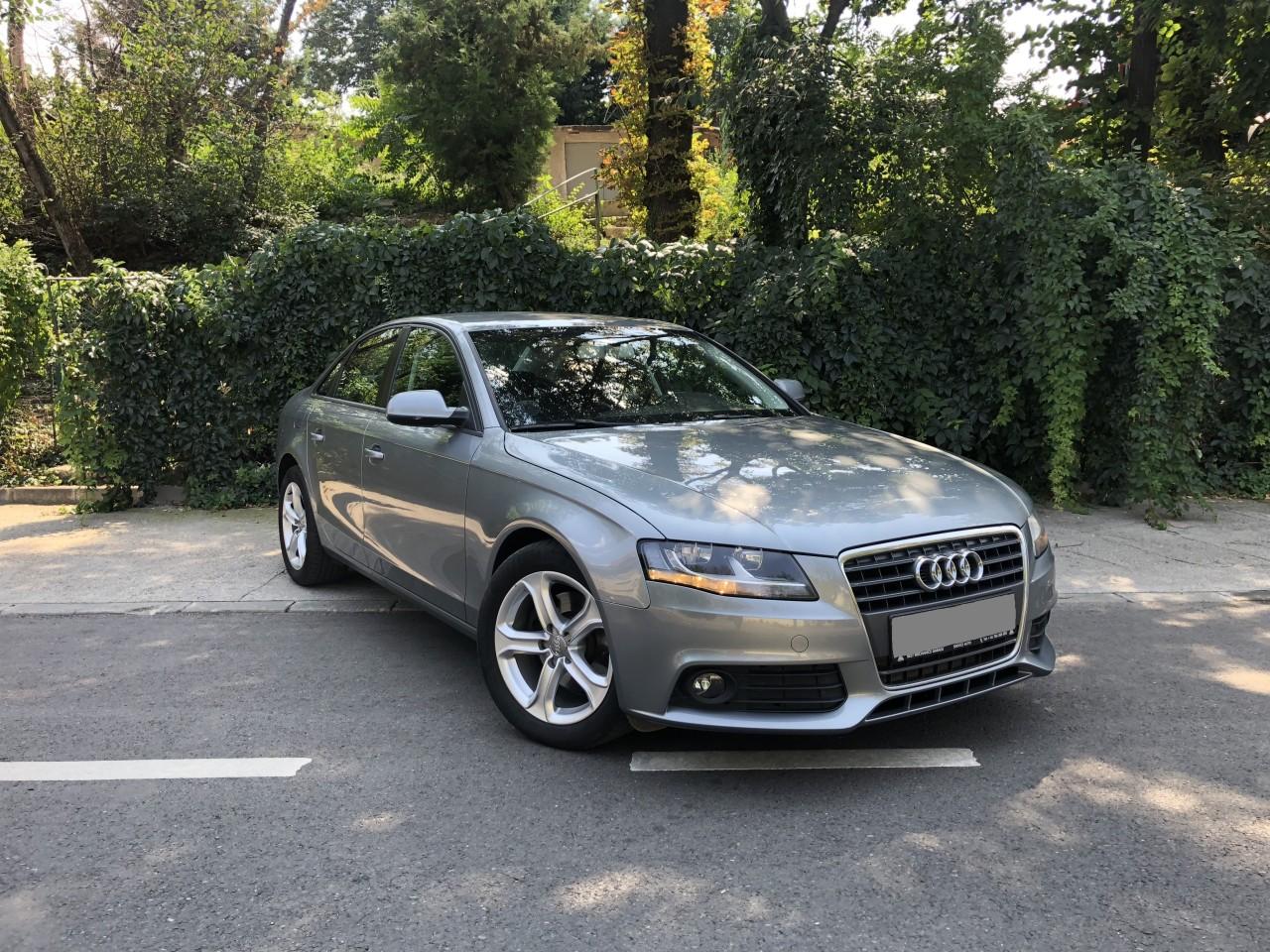 Audi A4 1.8TFSI Euro 5 2009
