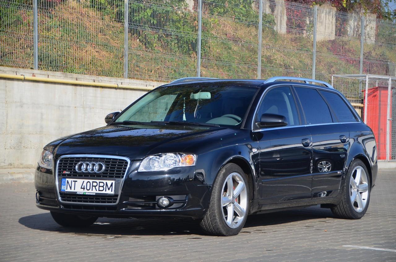 Audi A4 1.9 2007