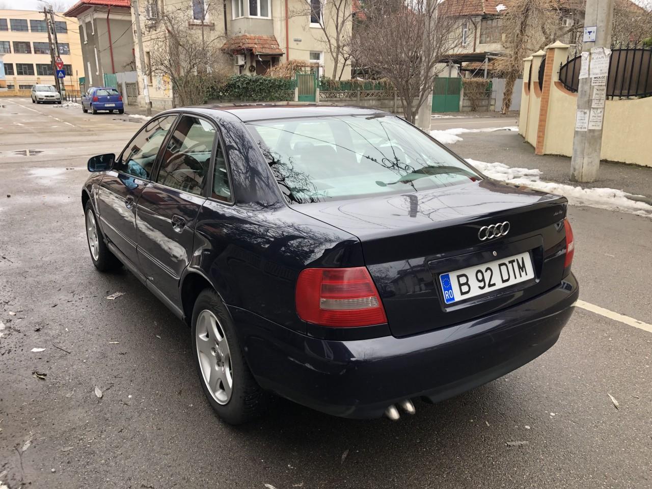 Audi A4 1.9 TDI 116 CP AJM 2000