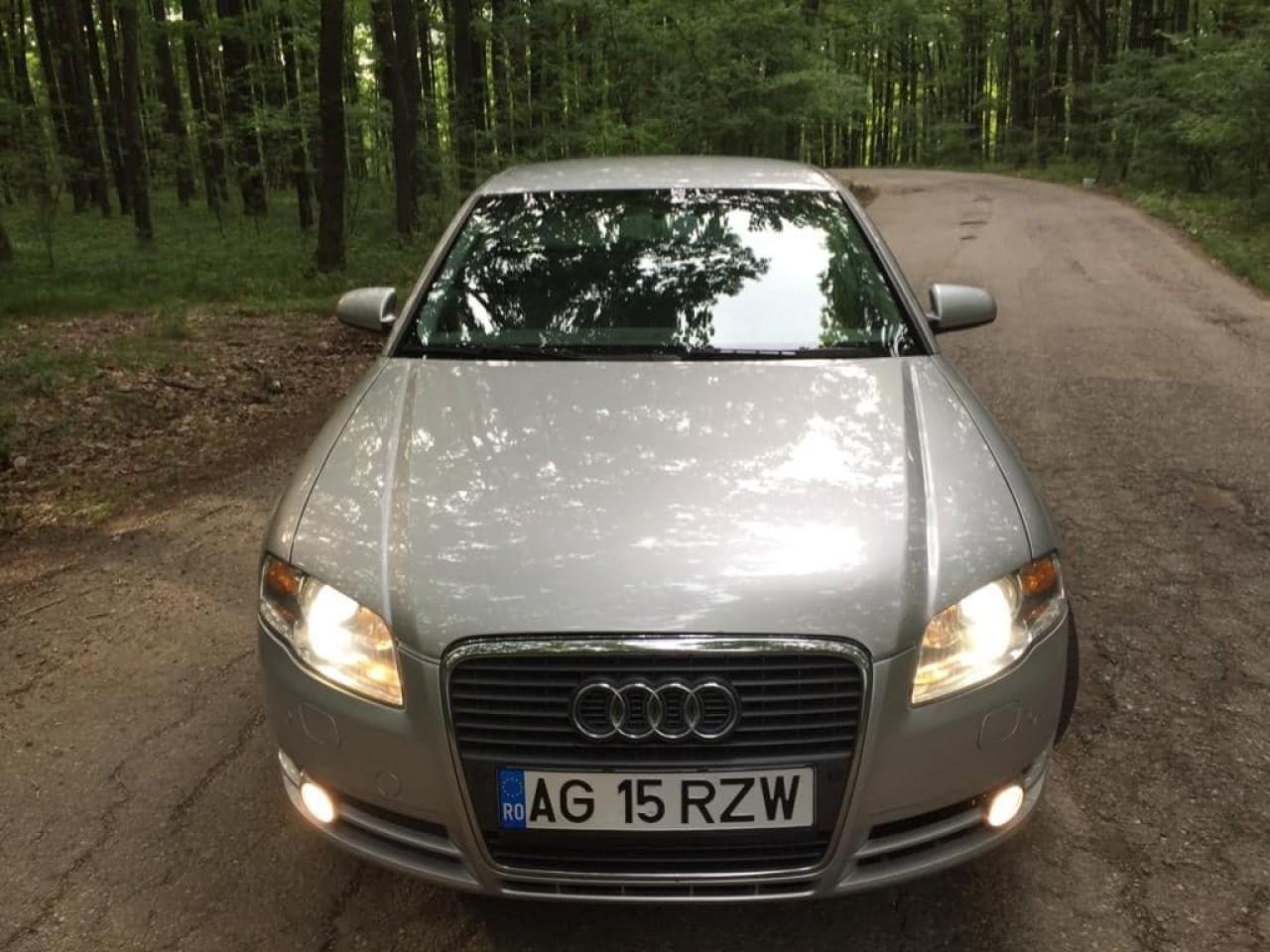 Audi A4 1.9 TDI 2007
