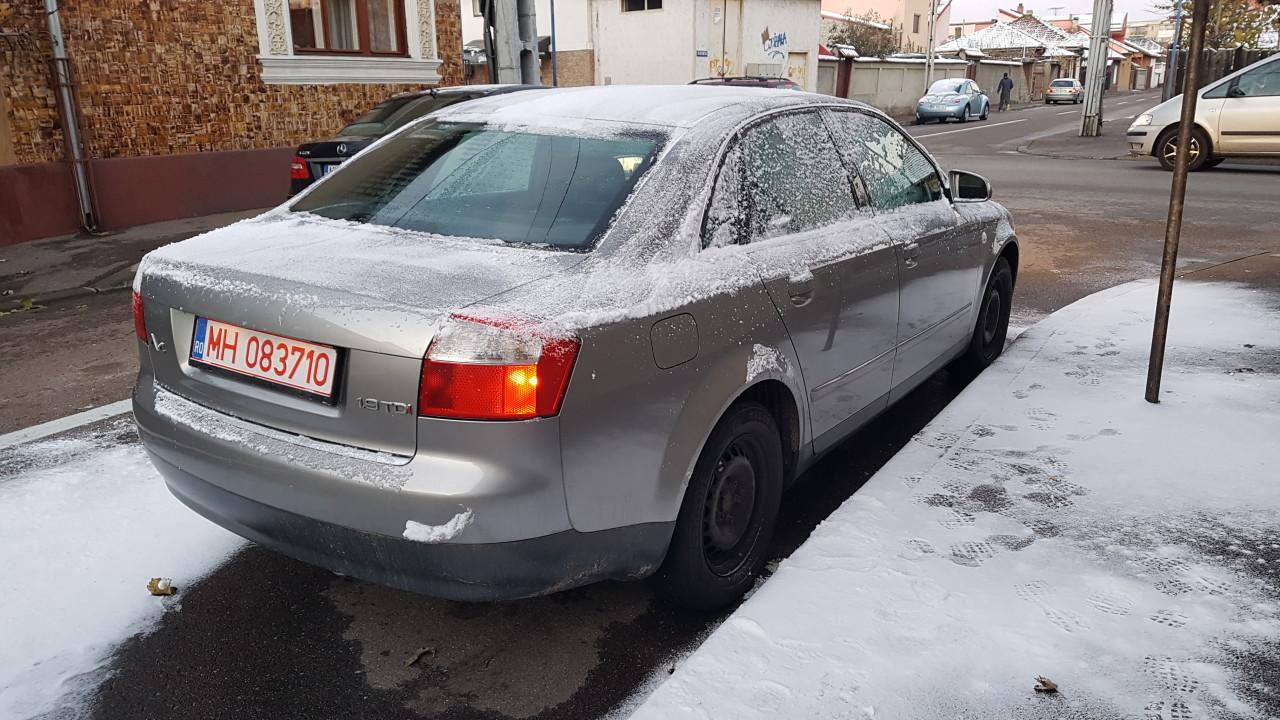 Audi A4 1.9 TDI AVF 131 2003