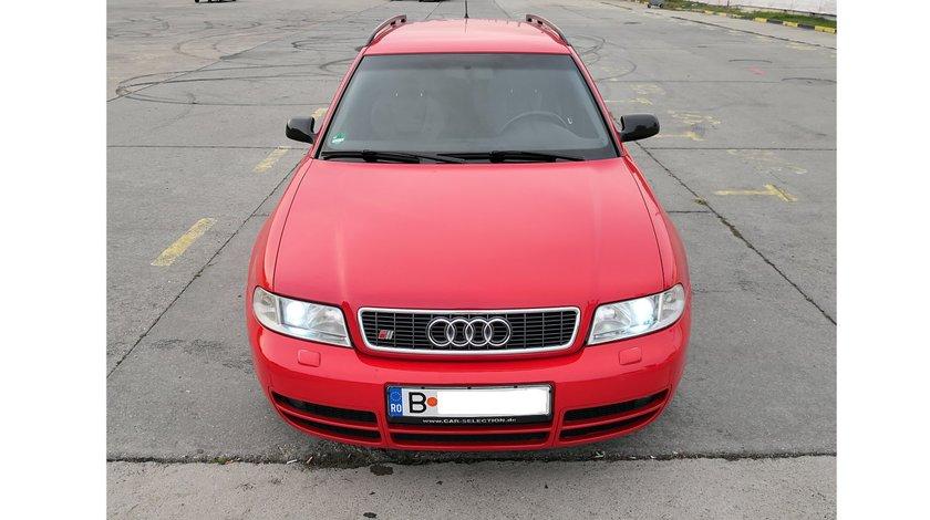 Audi A4 1.9 TDI B5 Recaro,Bose,Carbon,Kit S4 2000