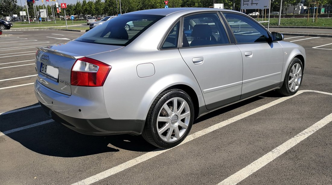 Audi A4 1.9 TDI B6 2002