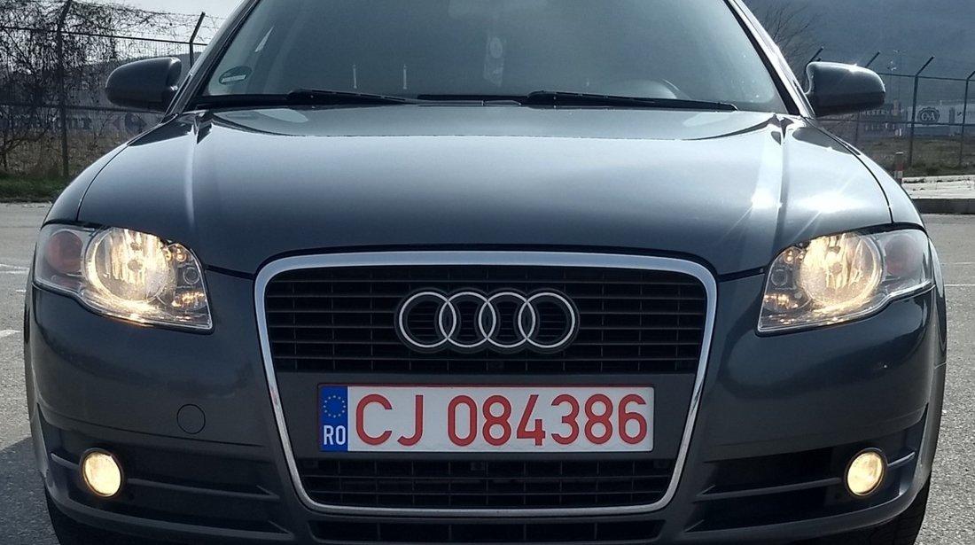 Audi A4 1.9 TDI - Euro 4  RAR Facut 2006