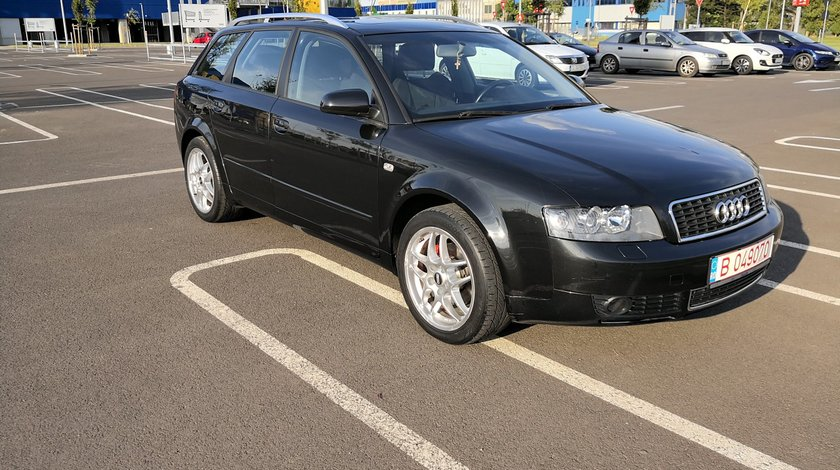 Audi A4 1.9 TDI Recaro,Bose 2004