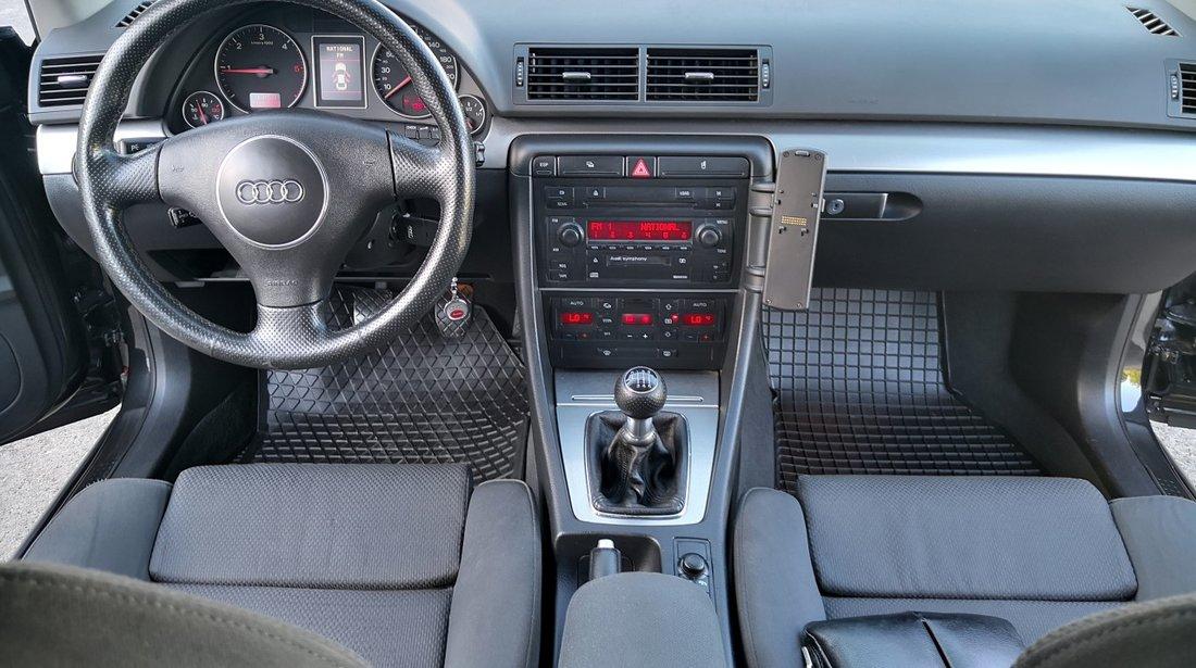 Audi A4 1.9 TDI Recaro,Bose,An 2005 2004
