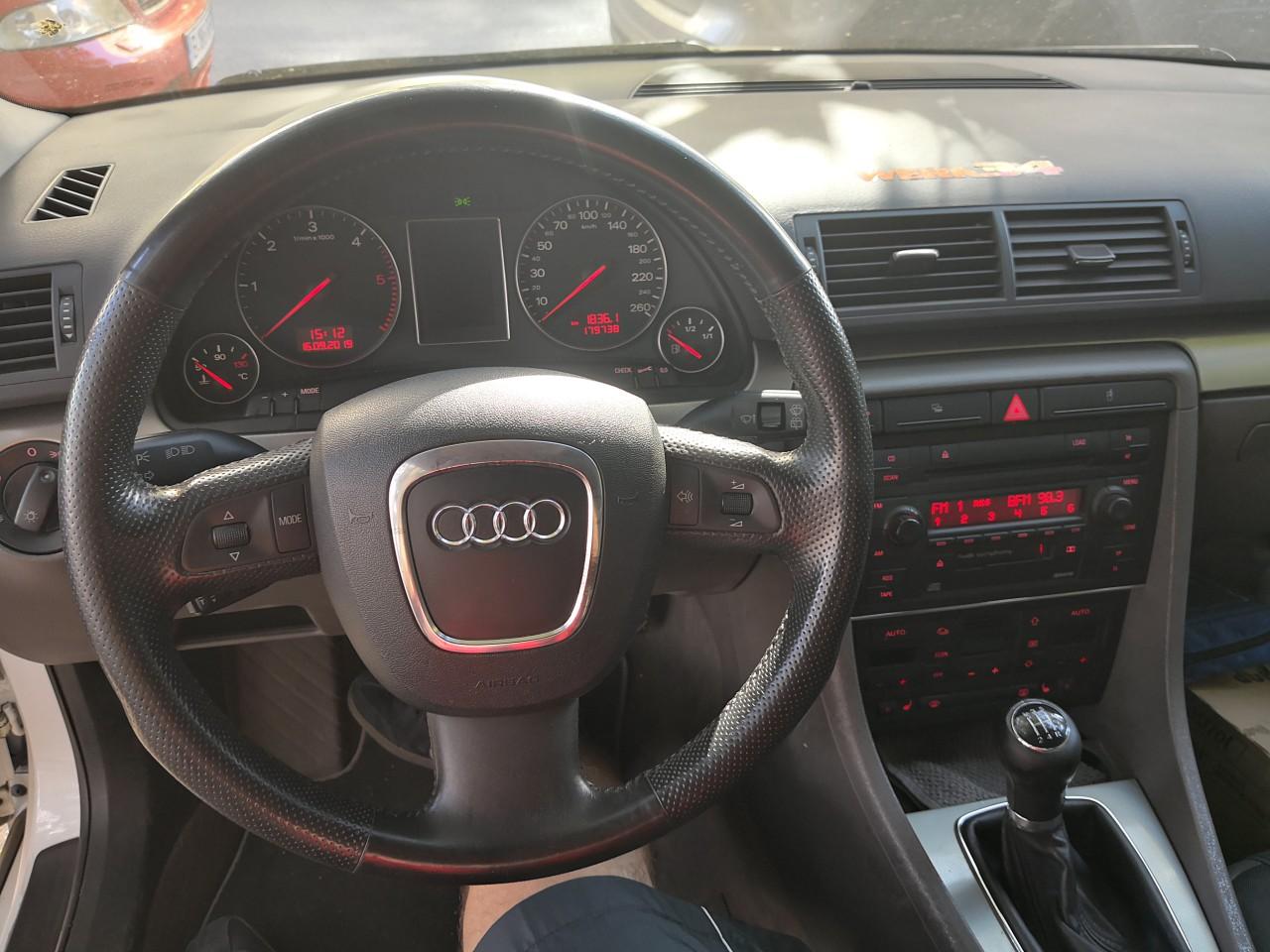 Audi A4 1.9 TDI S-Line 2002