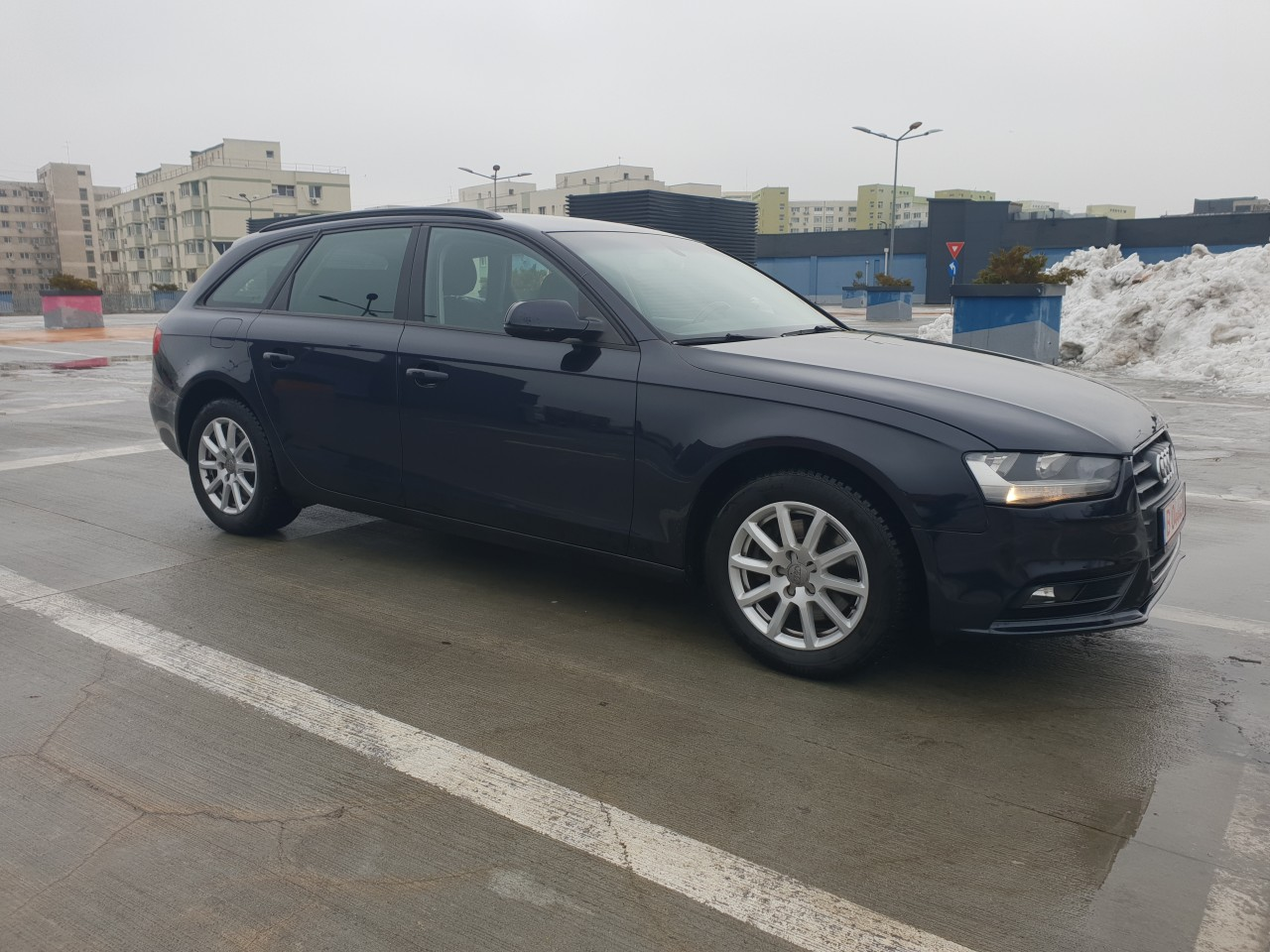 Audi A4 2.0 diesel 2014