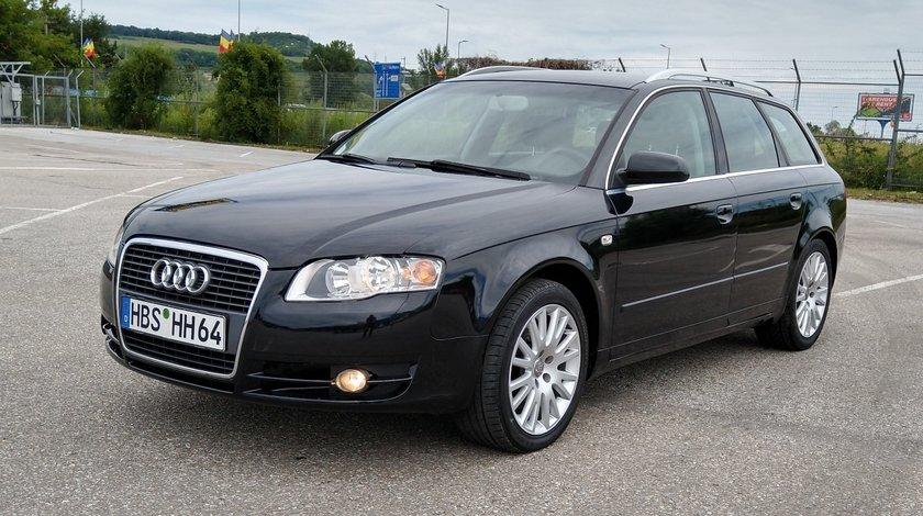 Audi A4 2.0 TDI 170 CP 6+1 Viteze Germania Full 2007