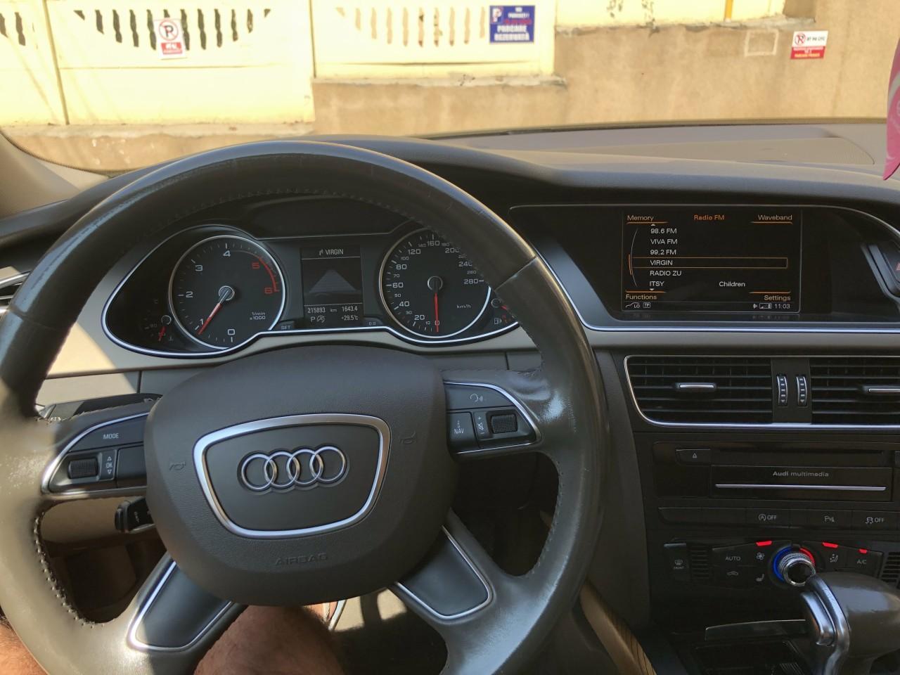 Audi A4 2.0 TDI 2015