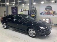 Audi A4 2.0 TDI 2017