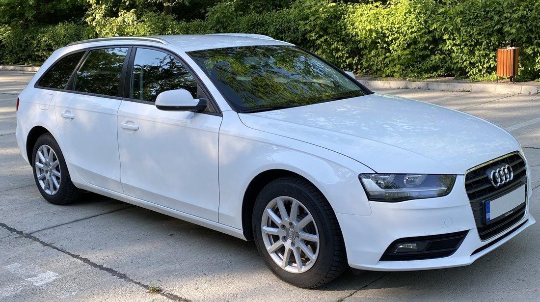 Audi A4 2.0 TDI.DSG unic prop. km reali an fab. 2013