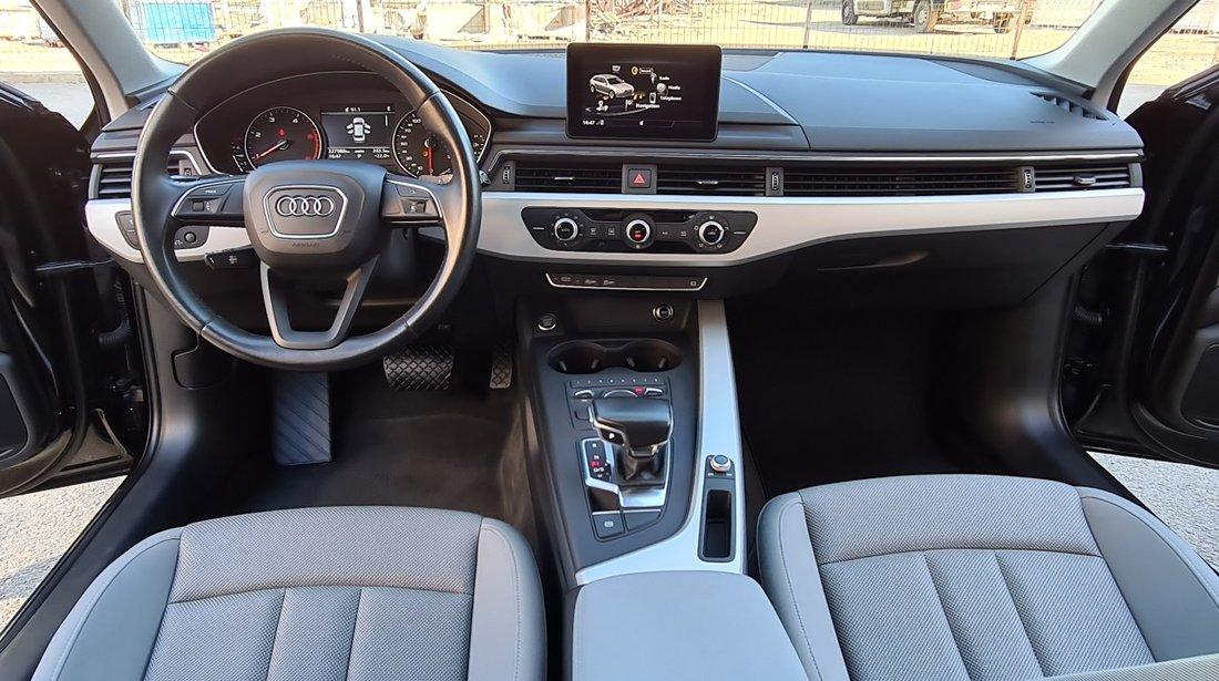 Audi A4 2.0 TDI euro 6 LED Bi-xenon cutie automata fab. 2016