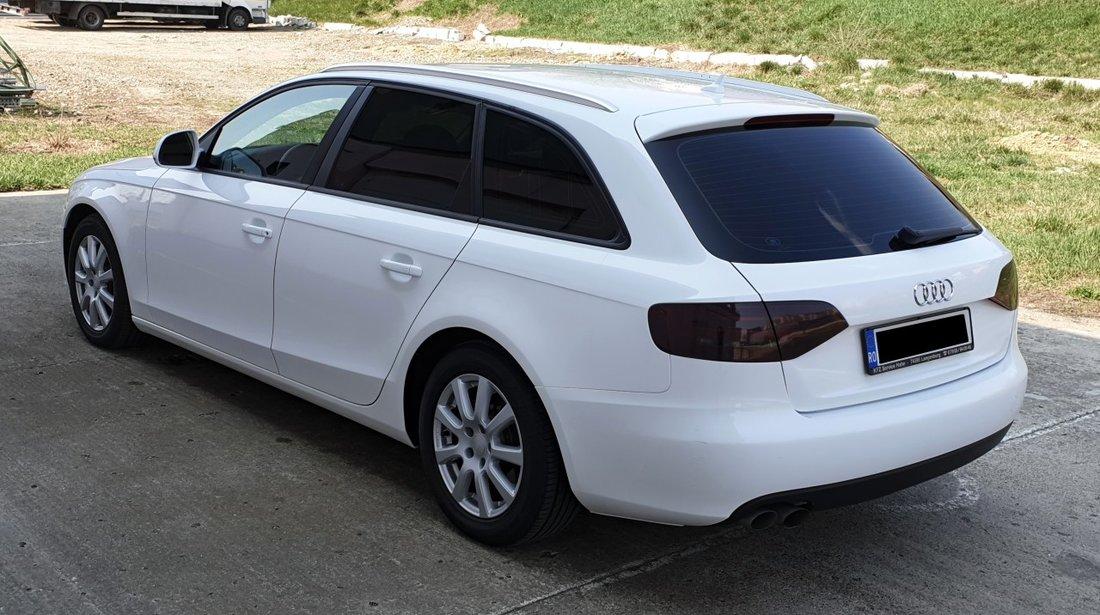 Audi A4 2.0 TDI quattro (4x4) euro 5 fab. 2009