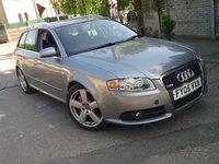 Audi A4 2.0 TFSI Quattro S-line 2005