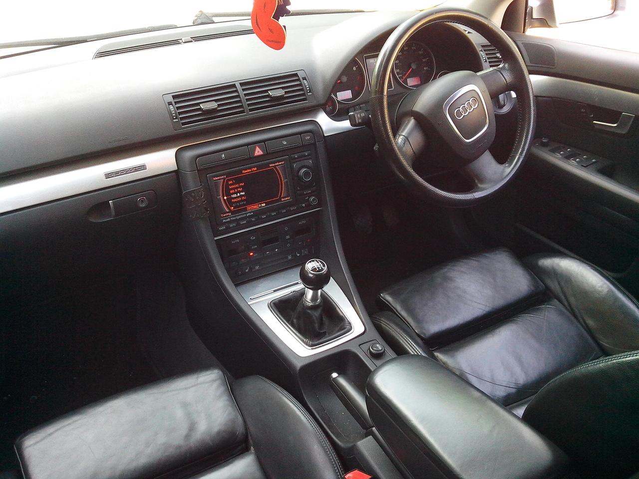 Audi A4 20 Tfsi Quattro S Line 2005 4225919 Radio