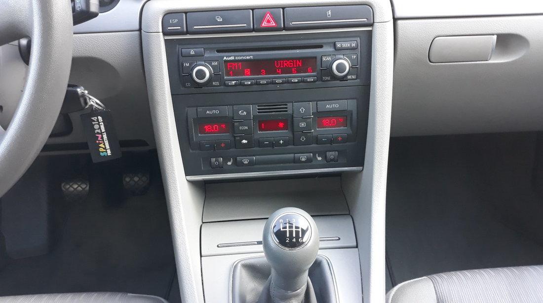 Audi A4 2.0Tdi 140Cp.Euro4.Klimatronic. 2006