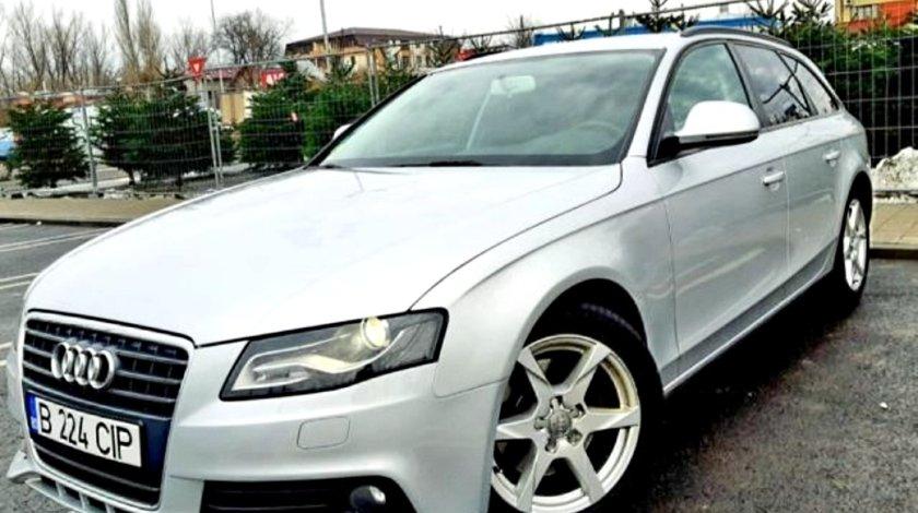 Audi A4 2.0Tdi 143 Cp Euro5 2009