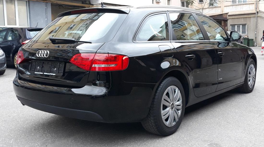 Audi A4 2.0Tdi 143Cp.Automat.Euro4.Klimatronic.Navigatie. 2009