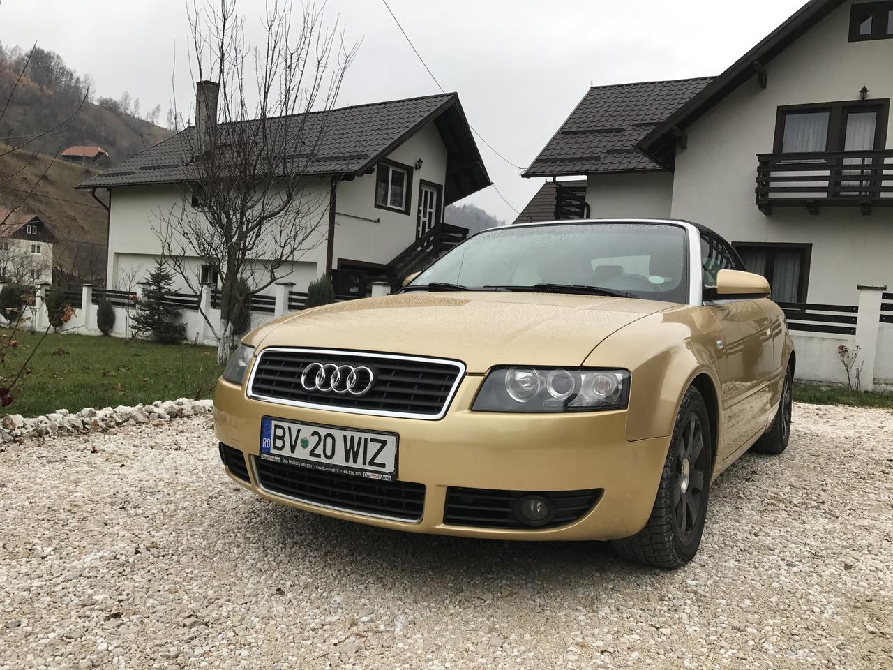 Audi A4 2.5 TDI 2004