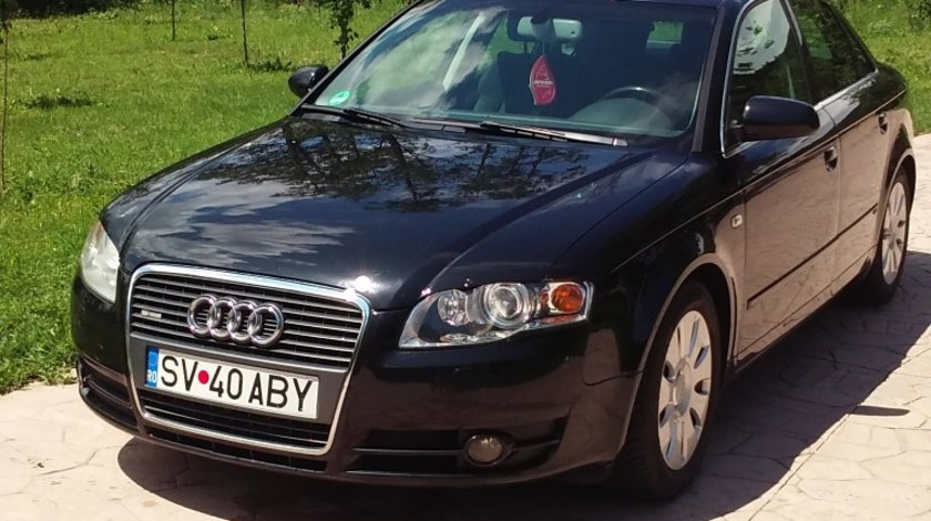 Audi A4 2000 2006