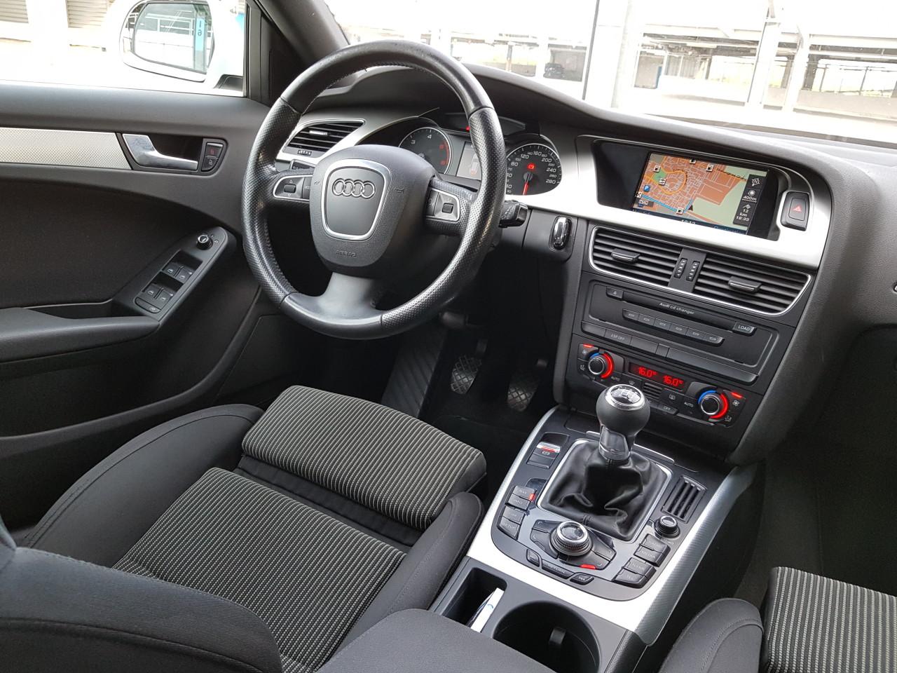 Audi A4 2000 2009