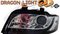 AUDI A4 8E ACCESORII TUNING FARURI STOPURI LED GRI...