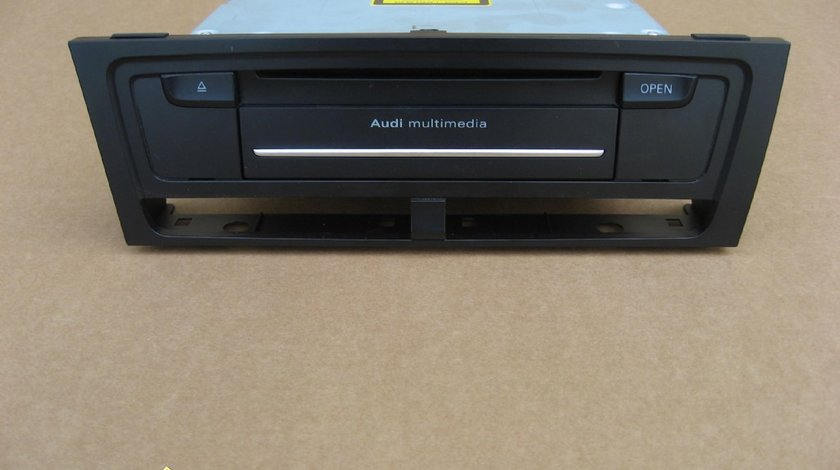 Audi A4 8k A5 8T 8F Q5 DVD Plyer Audi Multimedia Original 8F1035666