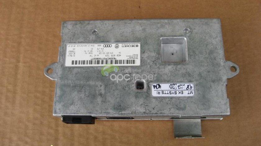 Audi A4 8K A5 8T A6 4F A8 Q7 4L Interfata display