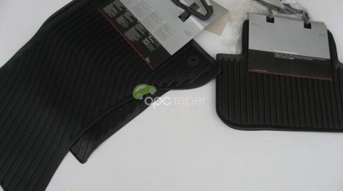 Audi A4 8K, Presuri Cauciuc Fata si Spate Originale