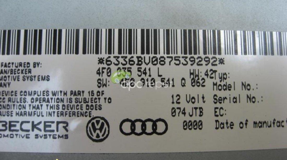 Audi A4 A5 A6 A8 Q7 Radio Box Cu Modul Voce