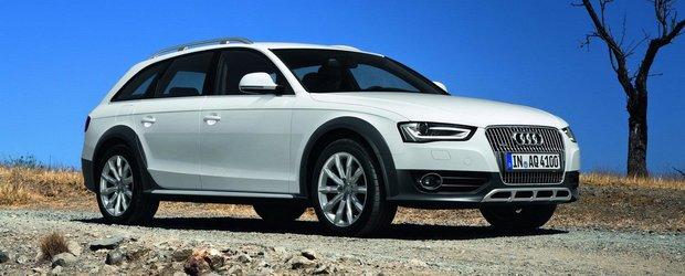 Audi A4 Allroad, disponibil pe piata din Statele Unite incepand cu acest an