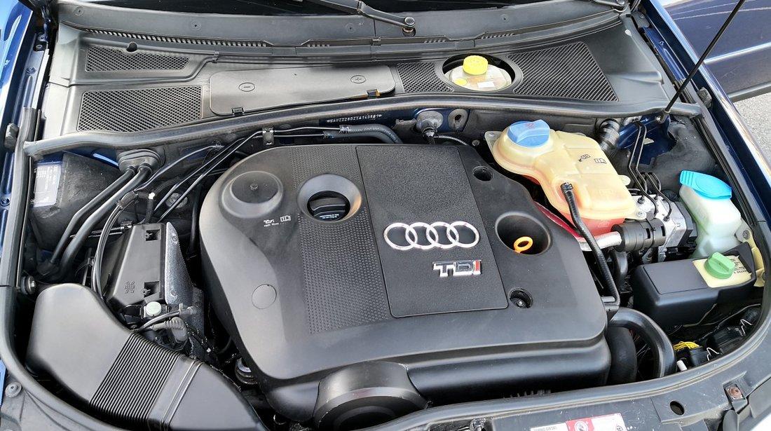 Audi A4 B5 1.9 TDI 116 CP Import Germania,Navigatie,Jante S4,Webasto,An 2000