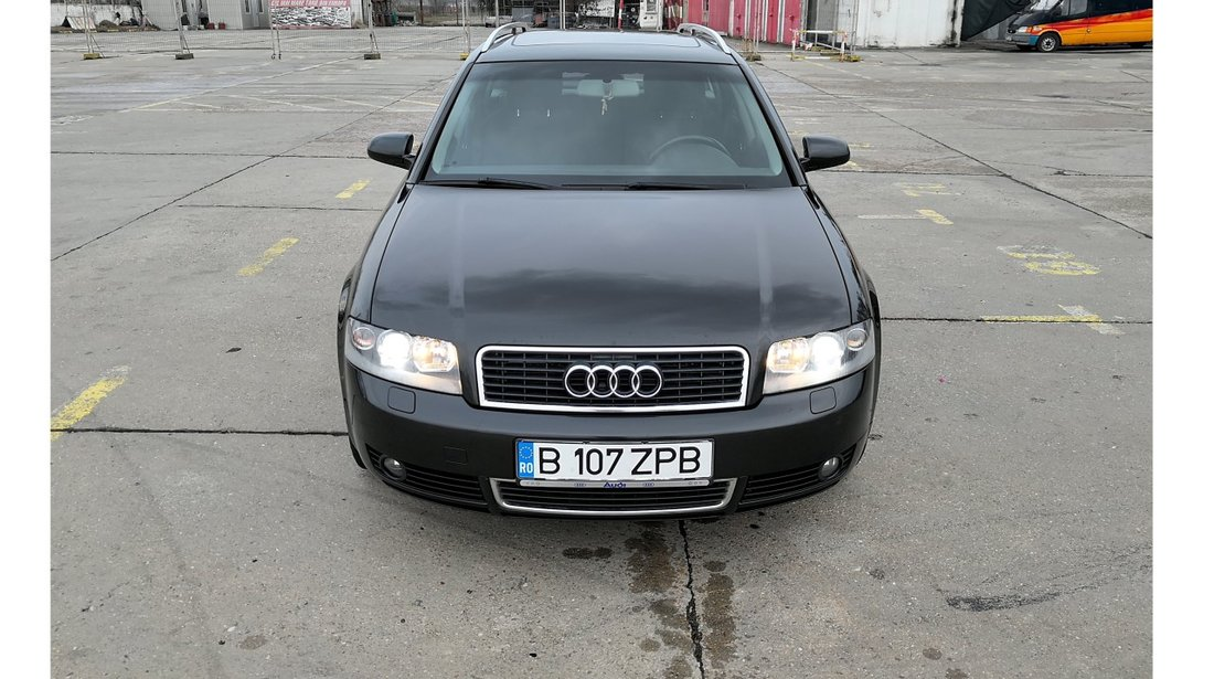 Audi A4 B6 1.9 TDI Recaro,Bose,An 2004
