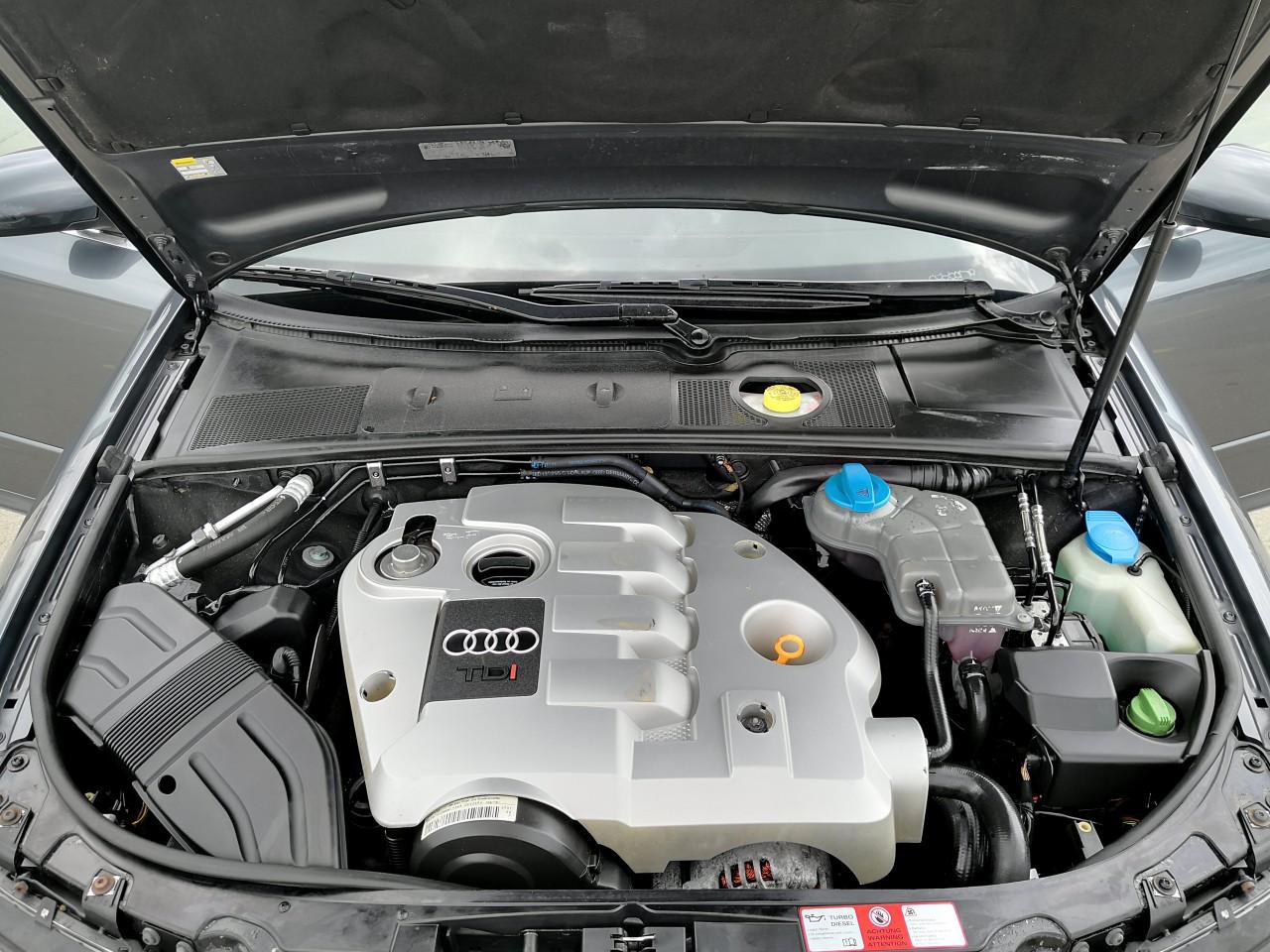 Audi A4 B6 1.9 TDI S-Line An 2002