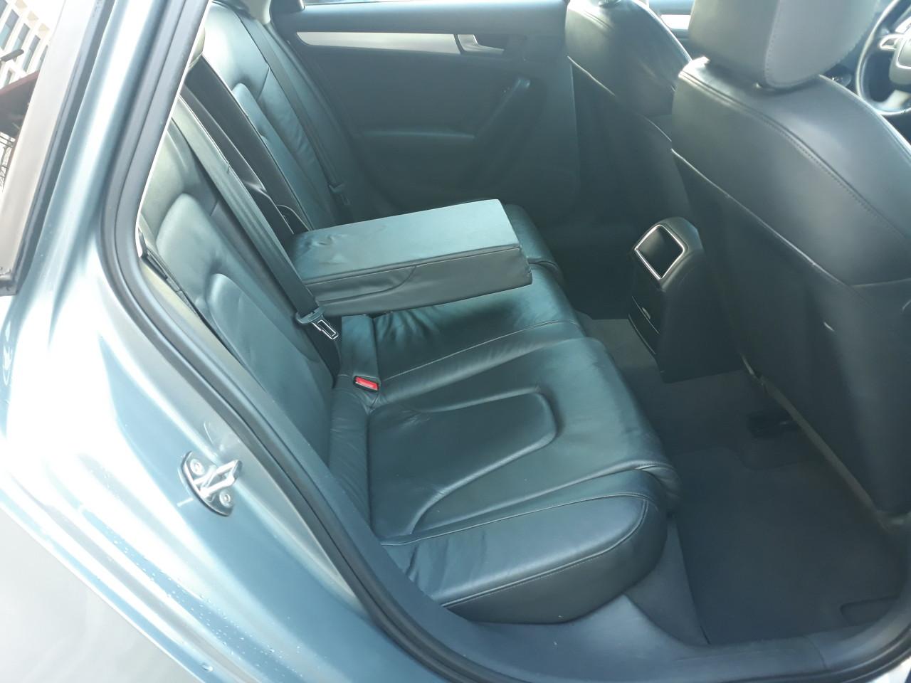 Audi A4 B8 2.0Tdi 143Cp.Euro4.Klimatronic.Piele.Navigatie 2009